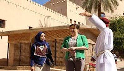 توقعات بنمو عدد السياح القادمين لسلطنة عمان بمعدل 13% بين عامي 2018 و2021