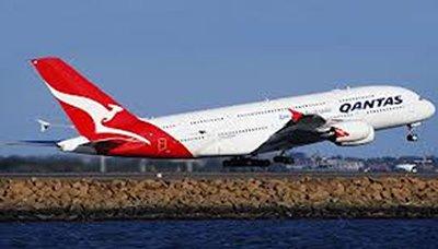 شركة كوانتاس للطيران تطلق أول رحلة مباشرة بين أستراليا ولندن