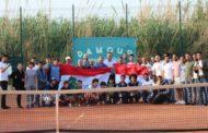المنتخب الوطني للتنس يحقق وصافة بطولة آسيا الدولية ببيروت