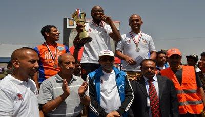 اتحاد الدراجات الهوائية ينظم مهرجان اليوم الوطني على كأس الرئيس الشهيد الصماد