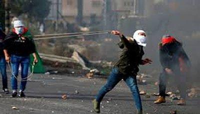 إصابة 50 فلسطينياً بجروح وبالاختناق خلال مواجهات عند المدخل الشمالي لمدينة بيت لحم
