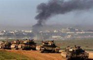 الاحتلال يتوغل شرق غزة وشمالها
