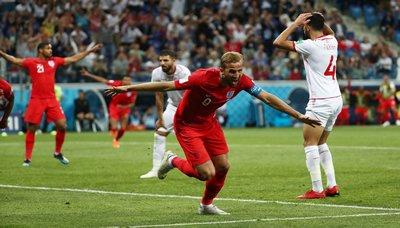 المنتخب التونسي يخسر أمام نظيره الإنجليزي ضمن بطولة كأس العالم لكرة القدم