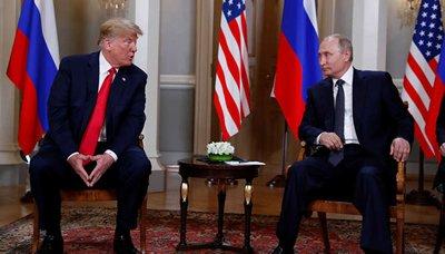 الرئيس الروسي : آن الأوان لحديث مفصل مع الولايات المتحدة عن القضايا الدولية