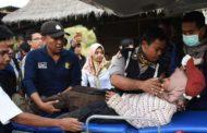 إجلاء أكثر من 500 سائح كانوا عالقين في جبل ريجاني بإندونيسيا