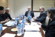 اللجنة العليا للقدس تدعو المجتمع الدولي لإلزام اسرائيل وقف انتهاكاتها بحق المقدسات