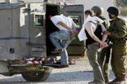 الاحتلال الإسرائيلي يعتقل 13 فلسطينياً من الضفة الغربية بينهم 3 فتية وسيدة