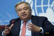 أمين عام الأمم المتحدة يطرح أربعة مقترحات لحماية الفلسطينيين