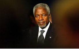 وفاة كوفي عنان الأمين العام السابق للأمم المتحدة عن عمر 80 عاما