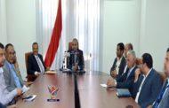اجتماع برئاسة الدكتور مقبولي لمناقشة تداعيات ارتفاع سعر صرف العملات الأجنبية