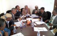 اجتماع بمجلس الشورى للجنة المالية والاقتصادية ومصلحة الضرائب