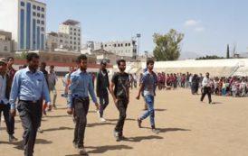 شباب الكشافة والمرشدات يستعدون لإيقاد شعلة ثورة الـ 21 سبتمبر