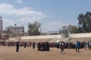كشافة ومرشدات اليمن يستعدون لإيقاد شعلة العيد ال56 لثورة 26 سبتمبر مساء غد