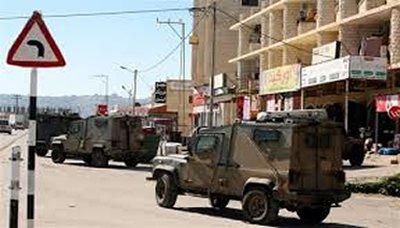 الاحتلال الإسرائيلي يقتحم حي بطن الهوى في مدينة رام الله