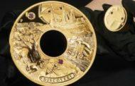 قطعة نقدية مرصعة بالماس تبلغ قيمتها 2,48 مليون دولار في أستراليا