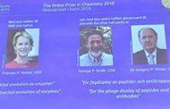 منح جائزة نوبل في الكيمياء لثلاثة علماء إعتمدوا تطبيق مبادئ تطور الطاقة