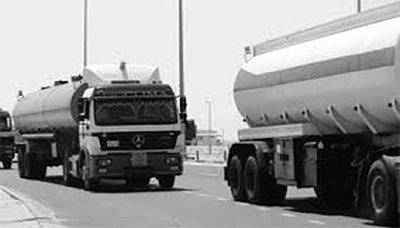 مصدر باللجنة الاقتصادية: ضبط كميات مهربة من المشتقات النفطية
