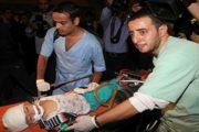 استشهاد 3 مواطنين فلسطينيين أحدهم طفل برصاص الاحتلال الإسرائيلي شرق غزة