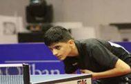 اختيار لاعب منتخب كرة الطاولة إبراهيم جبران ضمن فريق الأمل العالمي