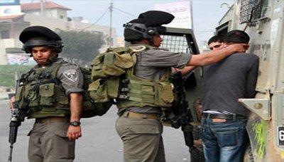 الإحتلال الإسرائيلي يعتقل 15 فلسطينيا
