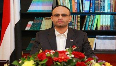 الرئيس المشاط يوجه كلمة للشعب اليمني بمناسبة عيد الاستقلال المجيد 30 نوفمبر