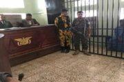محكمة إب الجزائية تقضى بإعدام قاتل الطفلة ألاء الحميري