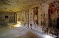 إكتشاف مقبرة لأحد كبار موظفي القصور الملكية بمصر تعود إلى 4400 عام