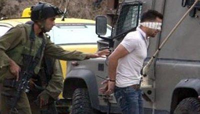 الاحتلال الإسرائيلي يعتقل 19 فلسطينيا في الضفة الغربية