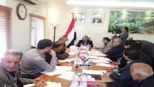 مناقشة ترتيبات إعلان الفائزين بجائزة الشهيد الصماد لإنتاج الحبوب في إب