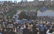 تنفيذ حكم الإعدام رميا بالرصاص بحق قاتل ومغتصب الطفلة آلاء في إب
