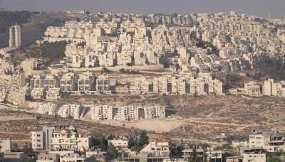 خطة إسرائيلية لتطويق بيت لحم بالمستوطنات