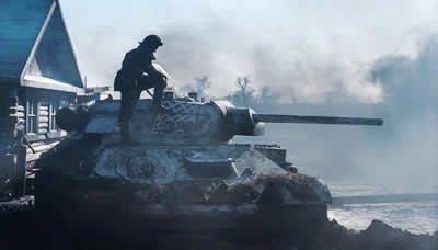 فلم روسي عن الحرب العالمية الثانية يجتذب 8 ملايين مشاهد ويحقق إيرادات عالية