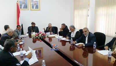 اجتماع مشترك للجنتين المالية والاقتصادية بمجلس الشورى