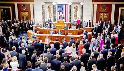 الكونغرس يطلب سحب القوات الأميركية المشاركة في العدوان على اليمن