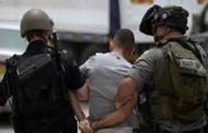 قوات الاحتلال الاسرائيلي تعتقل 40 فلسطينيا في الضفة الغربية
