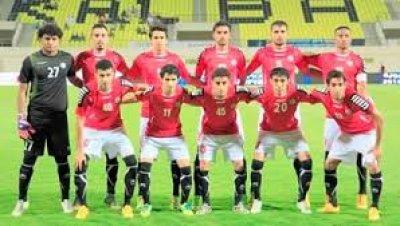 غداً .. المنتخب الأولمبي يستهل مشواره بالتصفيات الآسيوية بملاقاة العراق