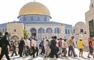 المستوطنون يستأنفون اقتحاماتهم الاستفزازية للمسجد الاقصى