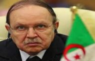 الرئيس الجزائري يعلن استقالته