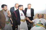 محافظ إب يدشن حملة للتبرع بالدم
