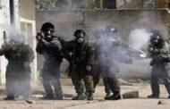 إصابات خلال قمع الاحتلال الإسرائيلي المسيرات السلمية الأسبوعية شرق قطاع غزة