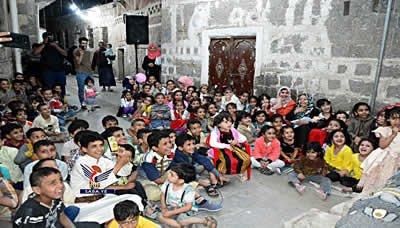 صنعاء القديمة .. خصوصية استقبال شهر رمضان
