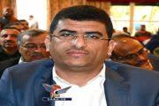 وزير المالية يدين استهداف العدوان لمركز رقابة ميتم الجمركي بمحافظة إب