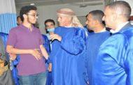 محافظ إب يطلع على أحوال المرضى والجرحى بمستشفى المنار