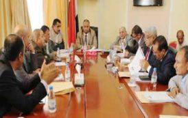 اجتماع للجنة الإقتصادية بمجلس الوزراء برئاسة مقبولي
