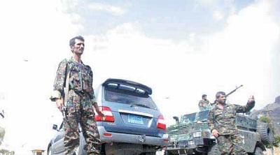 أمن صنعاء يضبط أكثر من ألف قضية جنائية خلال النصف الأول