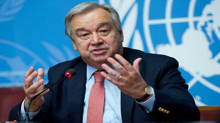 الأمم المتحدة تحذر من تصعيد جديد في مضيق هرمز