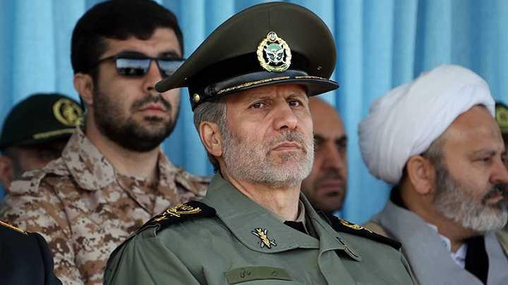 وزير الدفاع الإيراني: سنرد بقوة على أي اعتداء