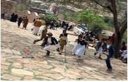 احتفالات اليمنيون بعيد الأضحى .. تجسيد لمعاني الصمود