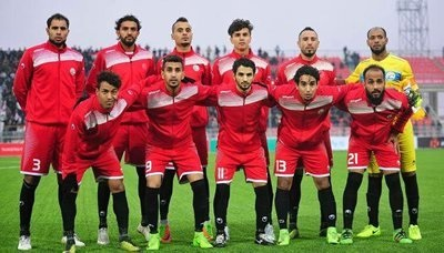 المنتخب الوطني يتعادل مع نظيره السوري في بطولة غرب آسيا