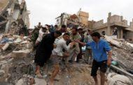 وزارة الصحة: مقتل وجرح 185 أسيراً جراء استهداف طيران العدوان سجن الأسرى في ذمار